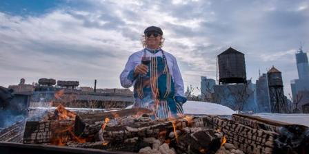 Francis Mallmann, famous chef of Argentina