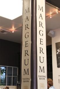 Margerum tasting room in Santa Barbara